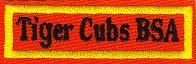 the original tiger cub patch way back in 1982